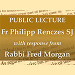 A public lecture on the Future of Jewish-Catholic relations