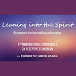Leaning into the Spirit -The Fourth International Conference on Receptive Ecumenism
